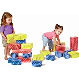 Edushape 709052 Corrugated Blocks (52 Piece)