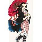 鬼滅の刃 FVGA(480×800)壁紙 竈門禰󠄀豆子 (かまど ねずこ)