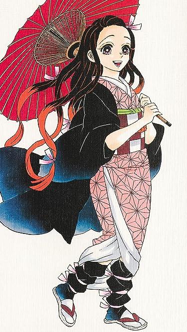 鬼滅の刃  iPhone/Androidスマホ壁紙(1080×1920)-1 - 竈門禰󠄀豆子 (かまど ねずこ)