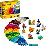 レゴ(LEGO) クラシック アイデアパーツ<透明パーツ入り> 11013