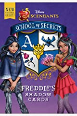 School of Secrets: Freddie's Shadow Cards (Disney Descendants) Kindle Edition
