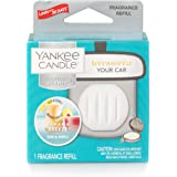 Yankee Candle Charming Scents Car Air Freshener Refill, Bahama Breeze