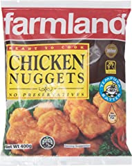 Farmland Chicken Nuggets, 400g - Frozen
