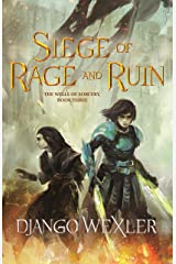 Siege of Rage and Ruin (The Wells of Sorcery Trilogy Book 3) Kindle Edition