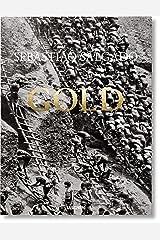 Sebastiao Salgado. Gold Hardcover