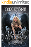 Fallen Academy: Year One (English Edition)