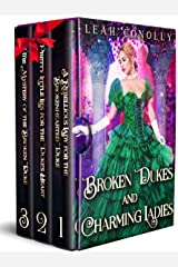 Broken Dukes and Charming Ladies: A Clean & Sweet Regency Historical Romance Book Collection Kindle Edition