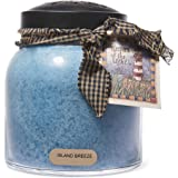 A Cheerful Giver Island Breeze 34 Ounce Papa Jar Candle