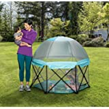 Regalo Deluxe My Play, 6 Panel Portable Play Yard