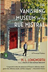 The Vanishing Museum on the Rue Mistral (A Provençal Mystery Book 9) Kindle Edition
