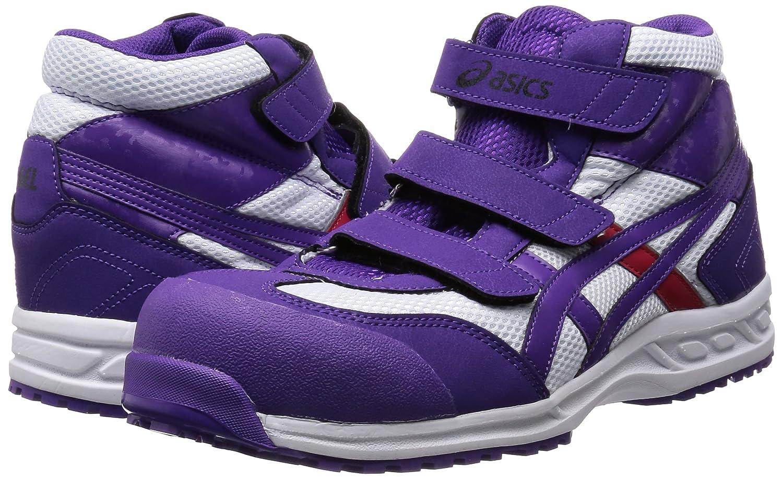 アシックス 安全靴 ウィンジョブ FIS 42S