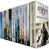 Assassin's Creed Official 10 Books Collection Set (Books 1 - 10) (Renaissance, Brotherhood, Secret Crusade, Revelations, Unit