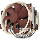 Noctua NH-D15 SE-AM4, Premium Dual-Tower CPU Cooler for AMD AM4 (Brown)