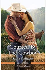 Courted By The Cowboy (The Boones of Texas Book 3) Kindle Edition