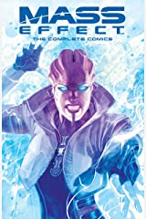 Mass Effect: The Complete Comics Kindle Edition