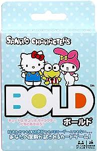ボールド サンリオキャラクターズ FVF83