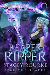 Reaper vs. Ripper (Fear the Reaper Book 1) Kindle Edition