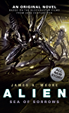 Alien: Sea of Sorrows (English Edition)