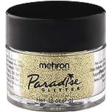 Mehron Makeup Paradise AQ Glitter (.25 oz) (GOLD)
