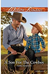 A Son For The Cowboy (The Boones of Texas Book 5) Kindle Edition