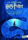 Harry Potter Et La Chambre Des Secrets (Harry Potter French)