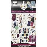 ME & MY BIG IDEAS PPSV-159-3048 Happy Planner STCKRS Seek, Dream Seeker, 486/Pkg