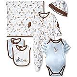 Little Me Baby Boys' Newborn Gift Set