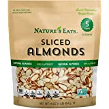Nature's Eats Natural Sliced Almonds, 16 Ounce