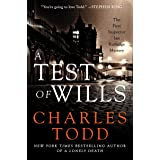 A Test of Wills: The First Inspector Ian Rutledge Mystery