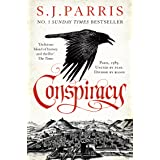 Conspiracy: A gripping spy thriller in the No. 1 Sunday Times bestselling historical crime series (Giordano Bruno, Book 5)