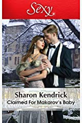 Claimed For Makarov's Baby (The Bond of Billionaires Book 1) Kindle Edition