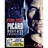 Star Trek- Picard Boxset [Blu-ray] [2019] [Region Free]