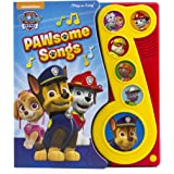 Paw Patrol Pawsome Songs (Little Music Note)