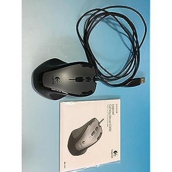 LOGICOOL ゲーミングマウス G300