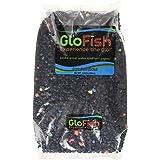 GloFish Aquarium Gravel, Black with Fluorescent Accents, 5-Pound