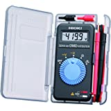Hioki 3244-60 Card HiTester and Digital Multimeter 41.99 Megaohms Resistance 500V AC/DC Voltage