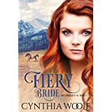 Fiery Bride: Historical Western Romance (Matchmaker & Co. Book 3)