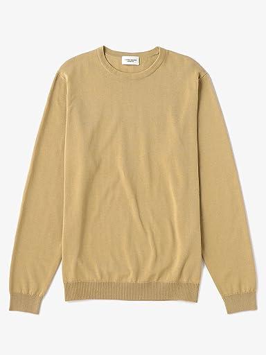 Fine Gauge Cotton Crewneck Sweater 1113-106-0383