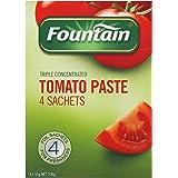 Fountain Tomato Paste 4 Sachets, 200g
