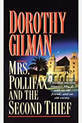 Mrs Pollifax and the Second Thief: 10 Mass Market Paperback