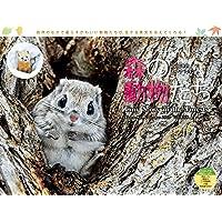 カレンダー2022 太田達也セレクション 森の動物たち Tiny Story in the Forests (月めくり…