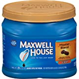 Maxwell House Master Blend Light Roast Ground Coffee (26.8 oz Canister)