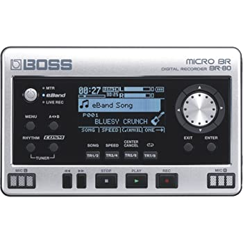BOSS Digital Recorder MICRO BR  BR-80