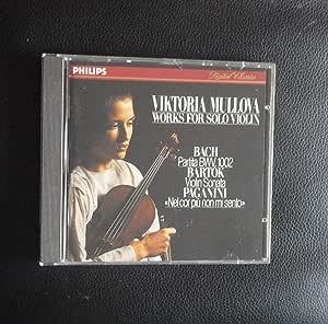 Bach;Partita for Solo Violi