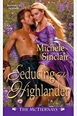 Seducing the Highlander (McTiernay Brothers Book 5) Kindle Edition