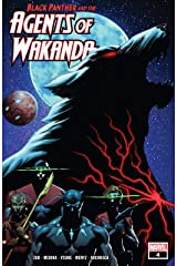 Black Panther And The Agents Of Wakanda (2019-) #4 Kindle Edition