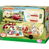 Sylvanian Families 5045 The Caravan,Playset