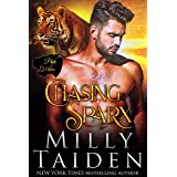Chasing Sparx (Pride of Alphas Book 2)