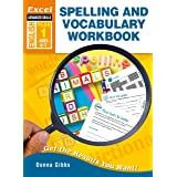 Excel Advanced Skills Workbook: Spelling and Vocabulary Workbook Year 1