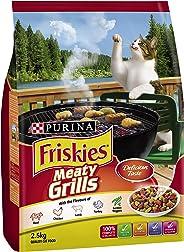 Friskies Adult Meaty Grills, 2.5kg